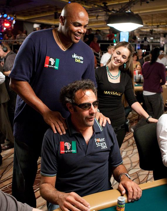 Brad Garrett Poker
