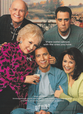 Got milk Everybody loves raymond ad