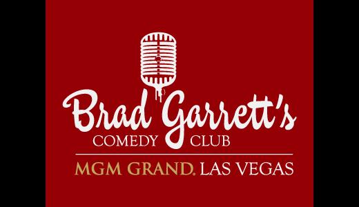 Brad Garrett Comedy Club | MGM Las Vegas